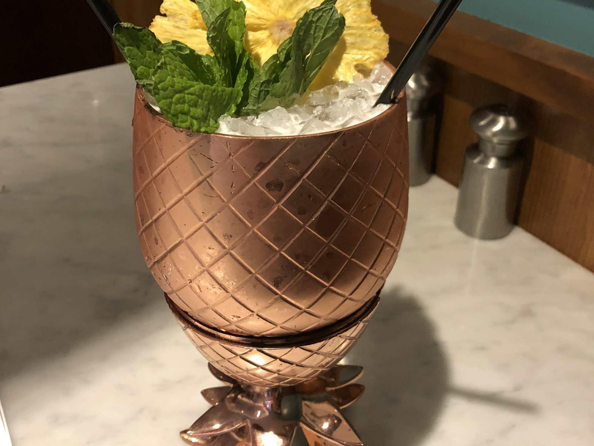 Cocktail. Saltie Girl. Back Bay. Boston. Best Restaurant.