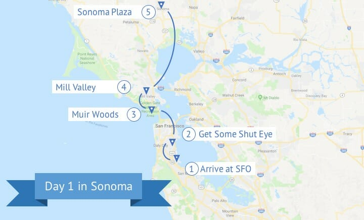 City Guide: 48 Hours in Sonoma